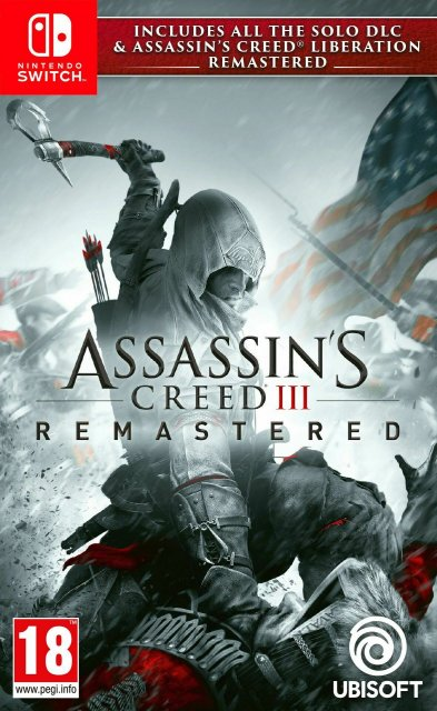 Assassin's Creed III (3) – Remastered