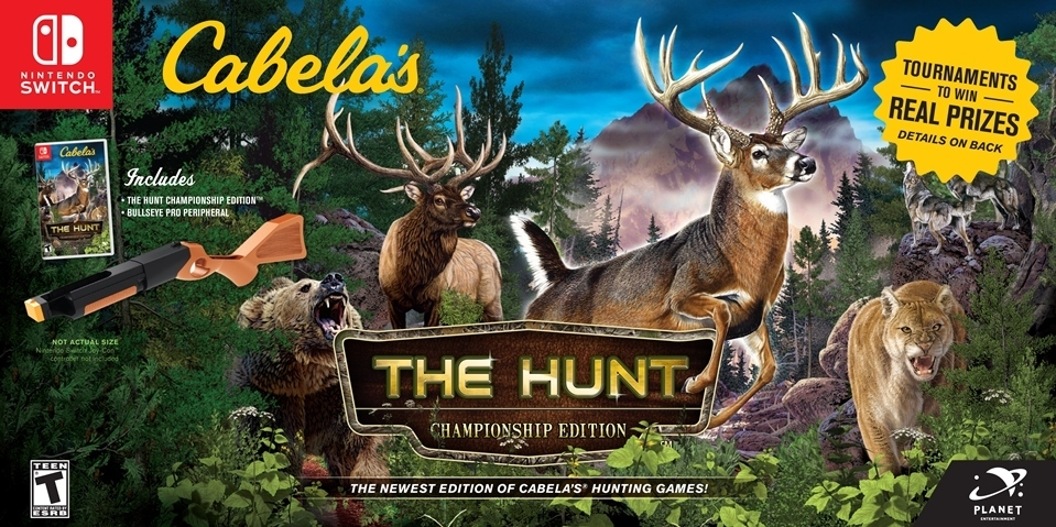Cabela's The Hunt – Championship Edition Bundle