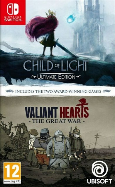Child of Light – Ultimate Edition / Valiant Hearts: The Great War