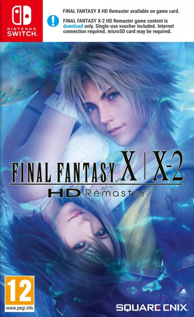 Final Fantasy X / X-2 – HD Remaster