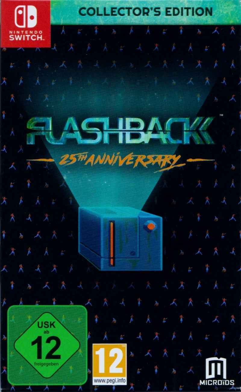 Flashback 25th Anniversary – Collector's Edition