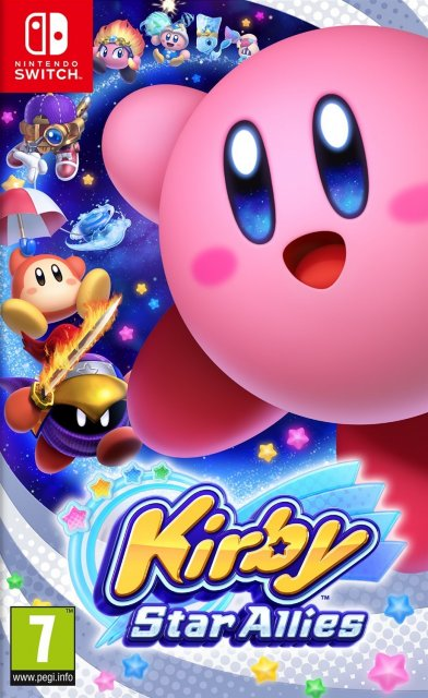 Kirby – Star Allies