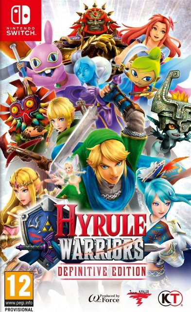 Hyrule Warriors – Definitive Edition