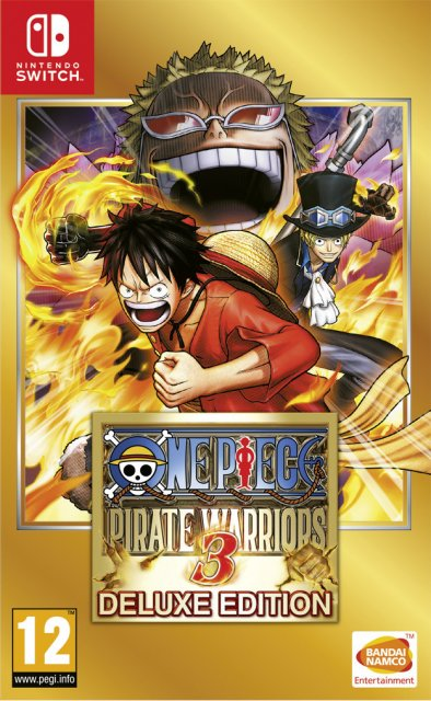 One Piece Pirate Warriors 3 – Deluxe Edition