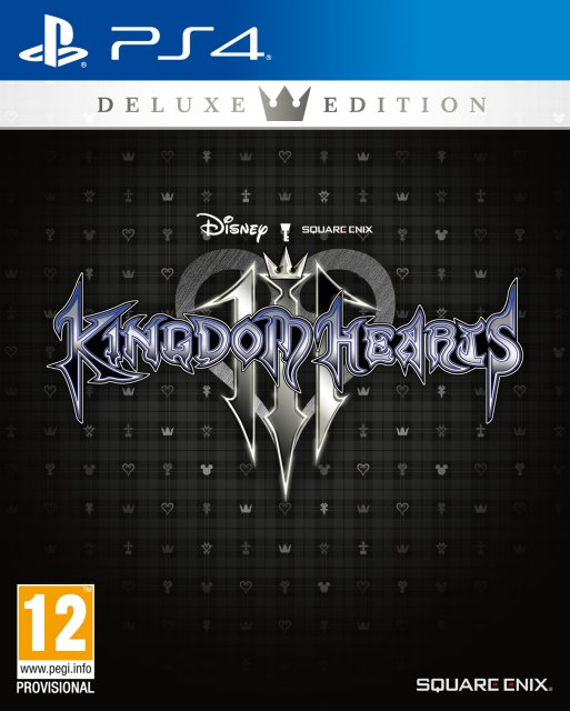 Kingdom Hearts III (3) – Deluxe Edition