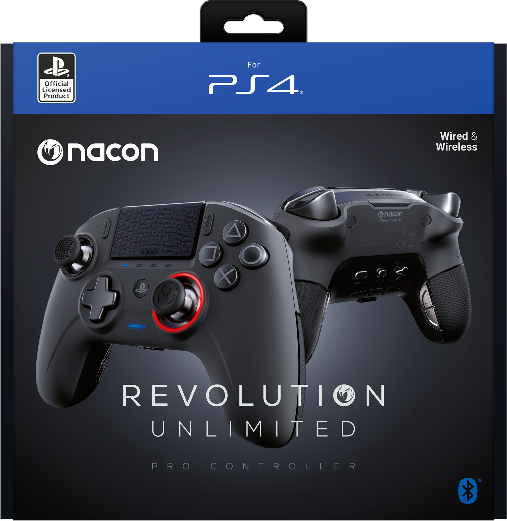 Revolution Pro Controller Unlimited (2019)