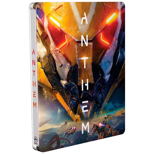 Anthem – Limited Steelbook Edition