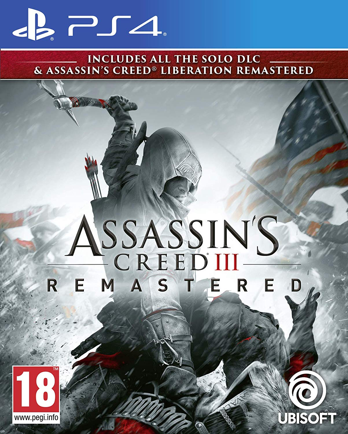 Assassin's Creed III – Remastered