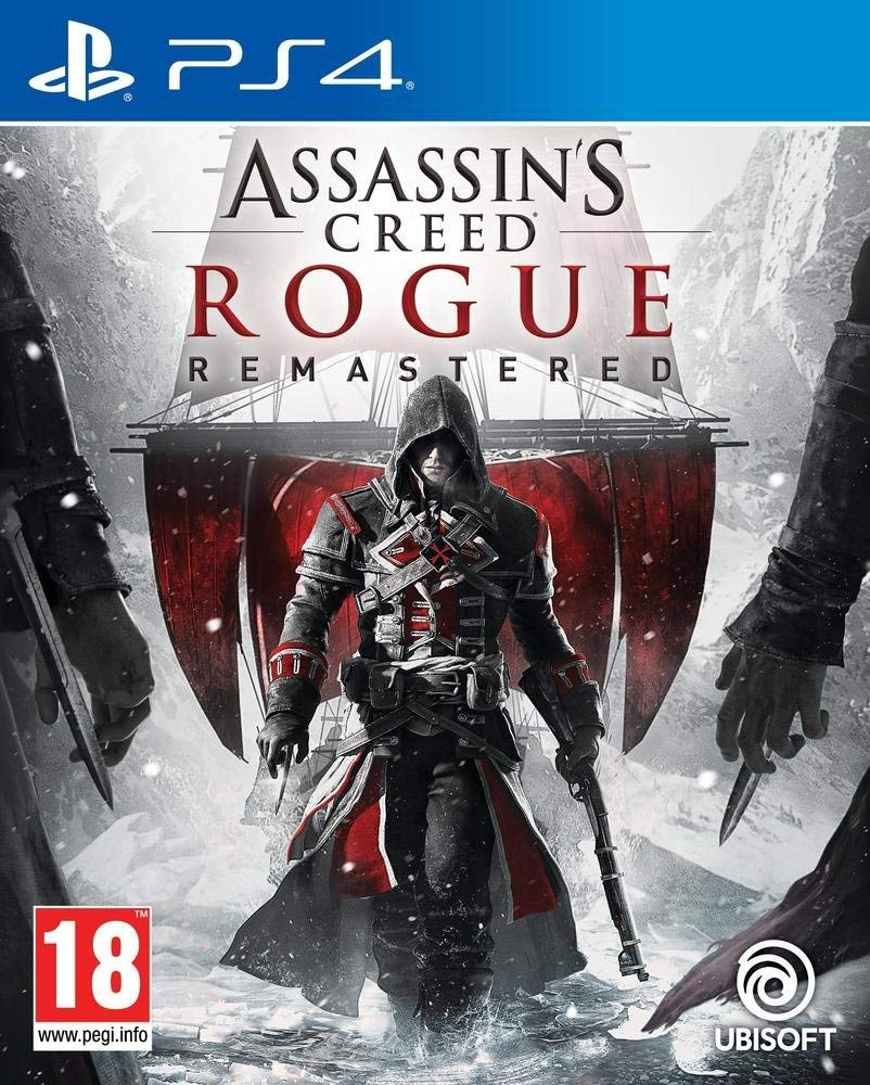 Assassin's Creed: Rogue – Remastered