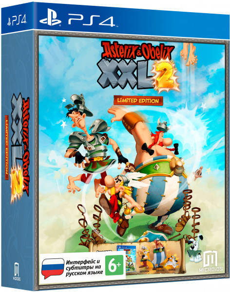Asterix & Obelix XXL2 – Limited Edition