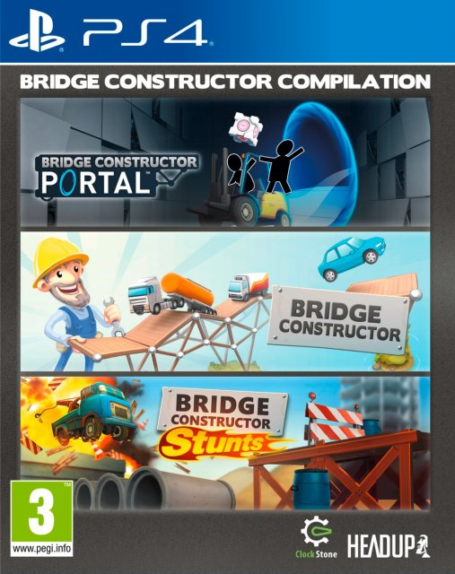 Bridge Constructor Compilation