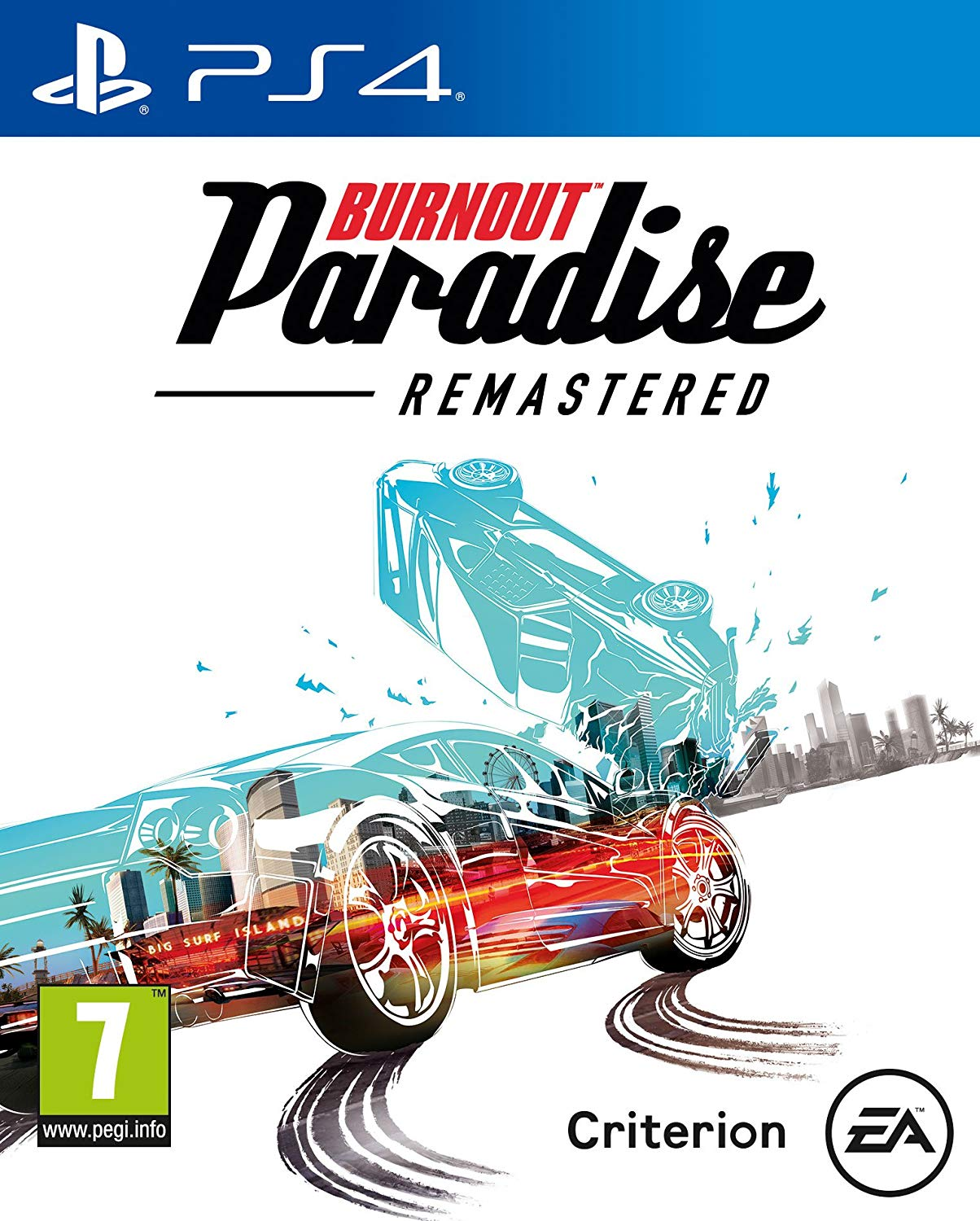 Burnout Paradise – Remastered