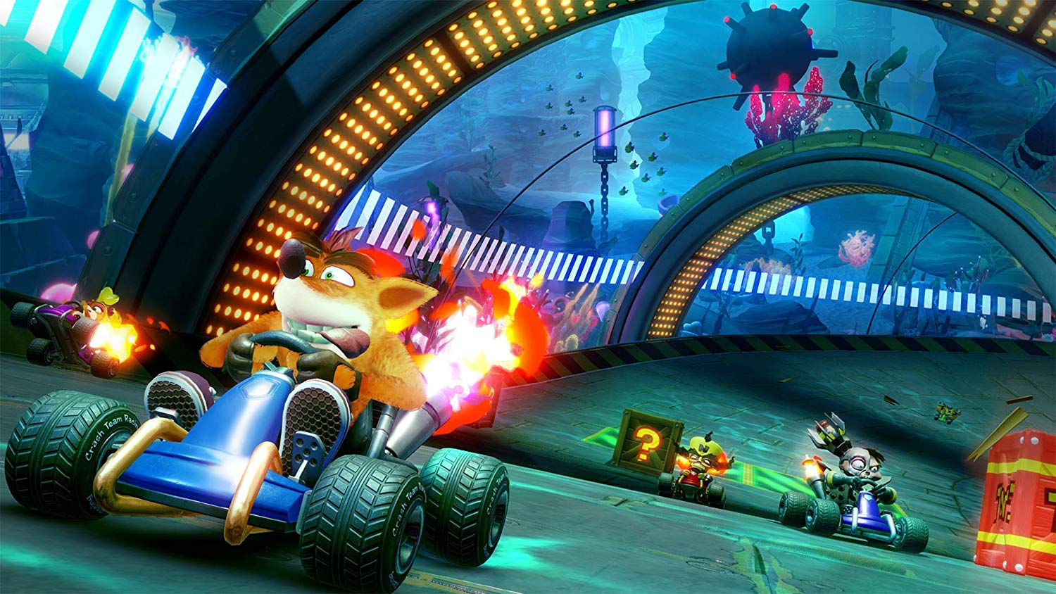 Crash Team Racing: Nitro-Fueled – Nitros Oxide Edition