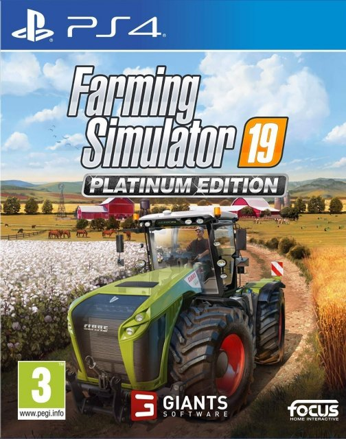 Farming Simulator 19 (Platinum Edition)