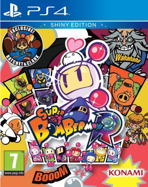 Super Bomberman R – Shiny Edition