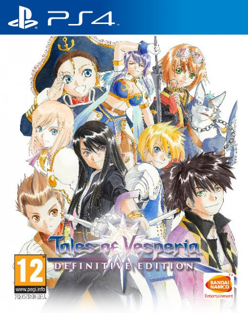 Tales of Vesperia – Definitive Edition