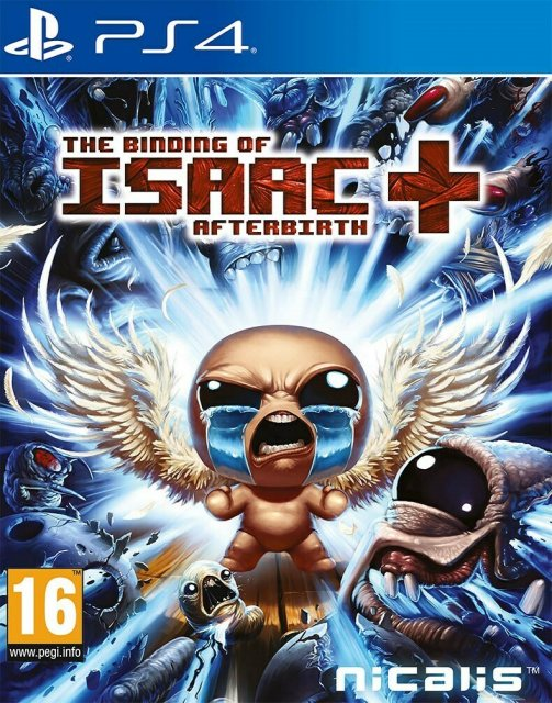 The Binding of Isaac – Afterbirth Plus