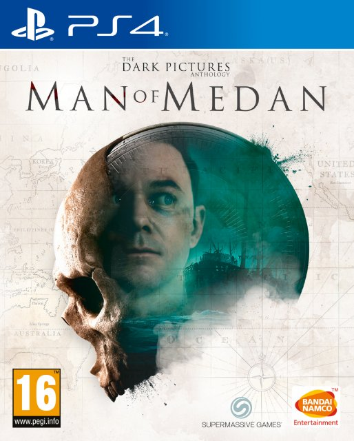 The Dark Pictures – Man of Medan