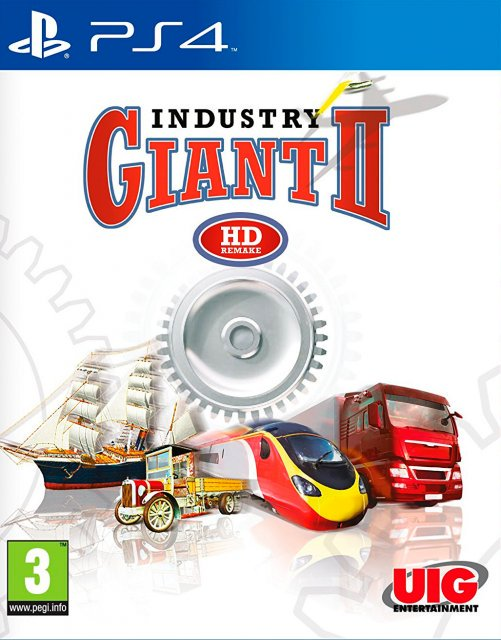 Industry Giant 2 – HD Remake