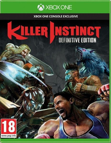 Killer Instinct – Definitive Edition