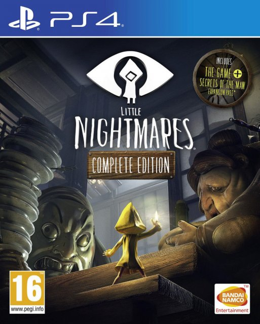 Little Nightmares – Complete Edition