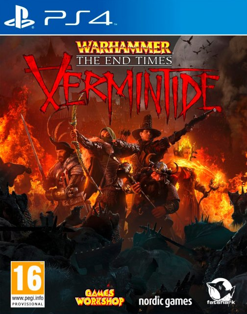 Warhammer The End of Times: Vermintide