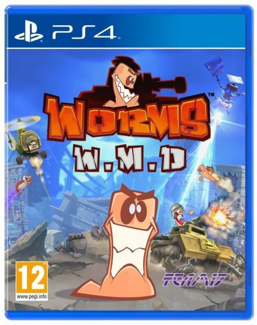 Worms – Weapons of Mass Destruction