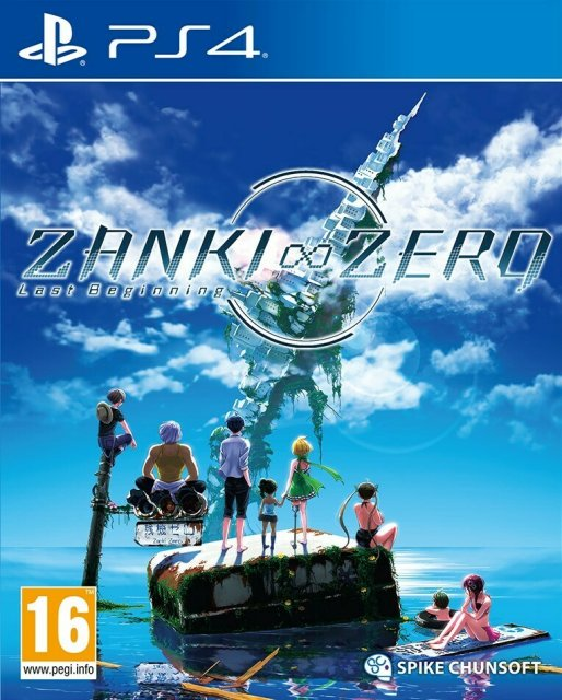Zanki Zero: The Last Beginning