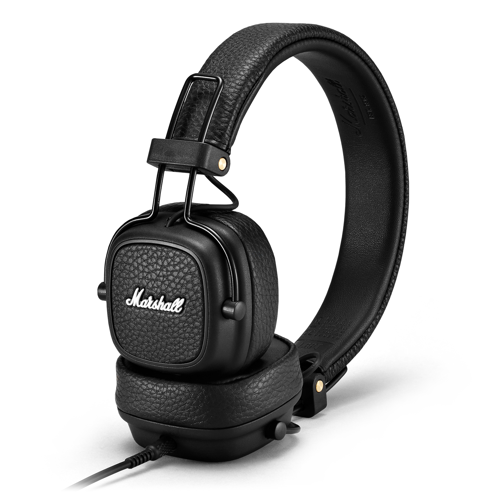 Major III, Wired (Black)