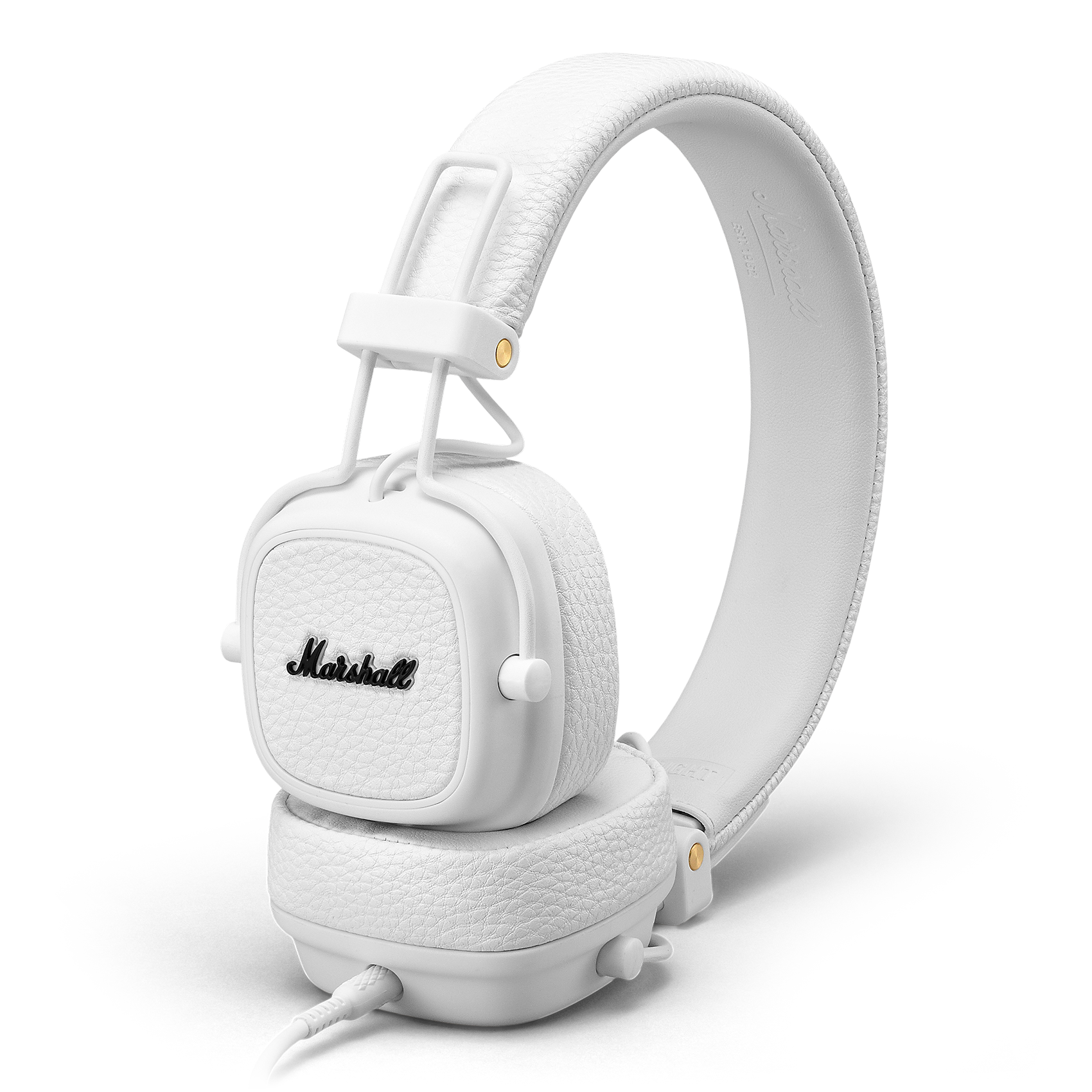 Major III, Wired (White)