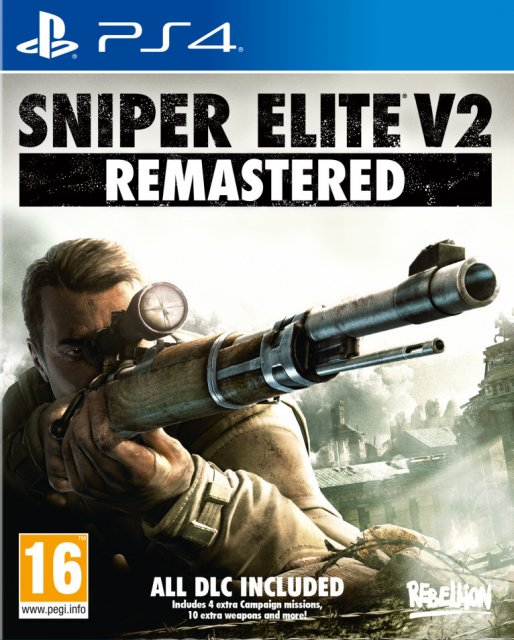 Sniper Elite 2: Remastered