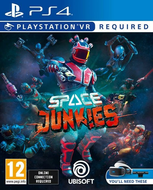 Space Junkies (PS VR)