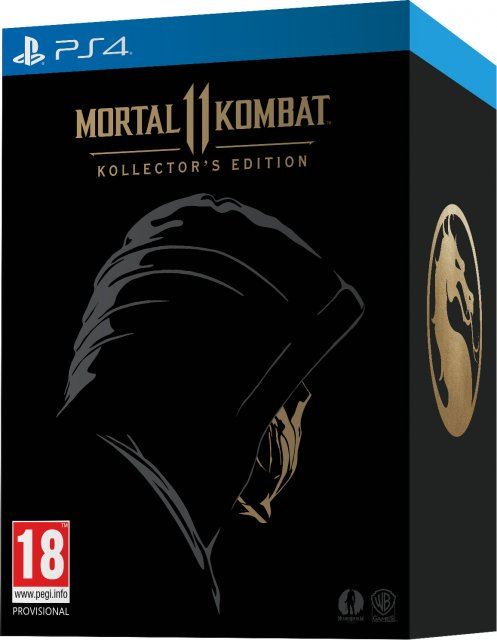Mortal Kombat 11 – Collector's Edition (без игры)