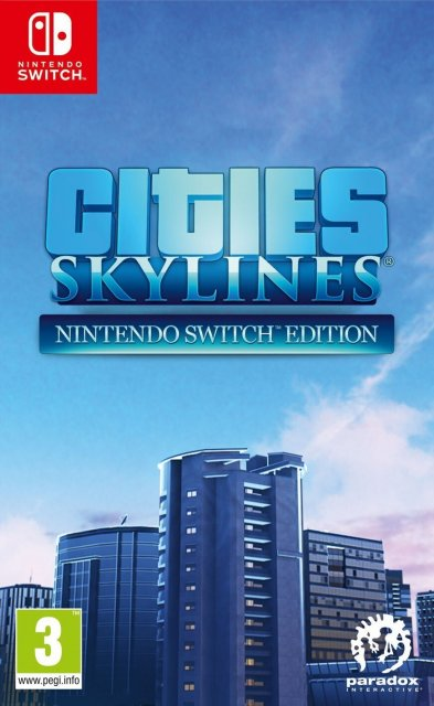 Cities Skylines – Nintendo Switch Edition