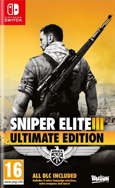Sniper Elite III – Ultimate Edition