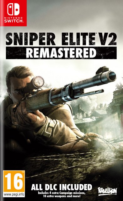 Sniper Elite V2 – Remastered