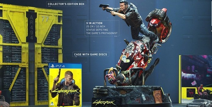 Cyberpunk 2077 – Collector's Edition