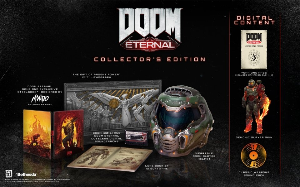 Doom Eternal – Collector's Edition