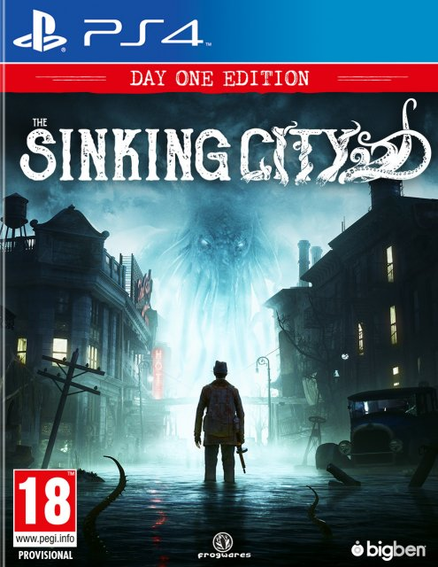 The Sinking City – Day One Edition