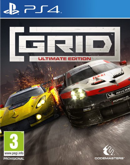 GRID – Ultimate Edition