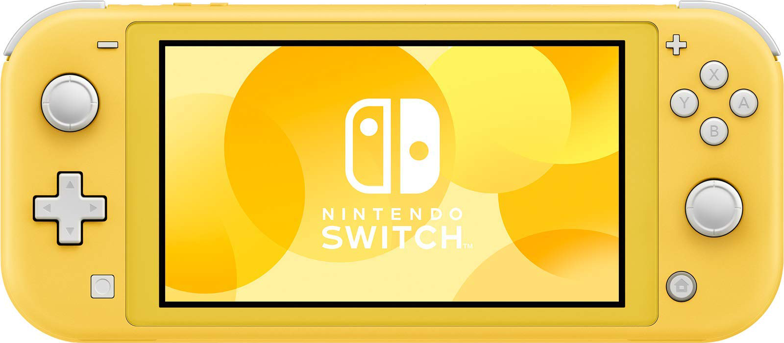 Switch Lite (Yellow)
