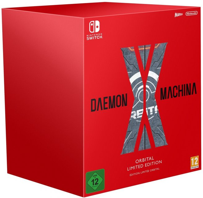 Daemon X Machina – Orbital Limited Edition
