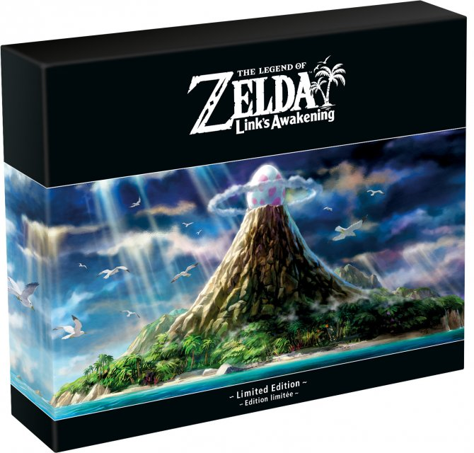 The Legend of Zelda: Link's Awakening – Limited Edition