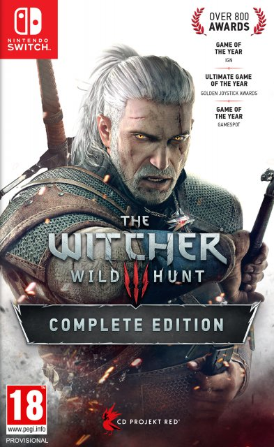 The Witcher III: Wild Hunt – Complete Edition (ENG)