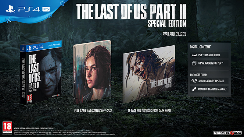 The Last of Us Part II (Одни из нас 2) – Steelbook Edition