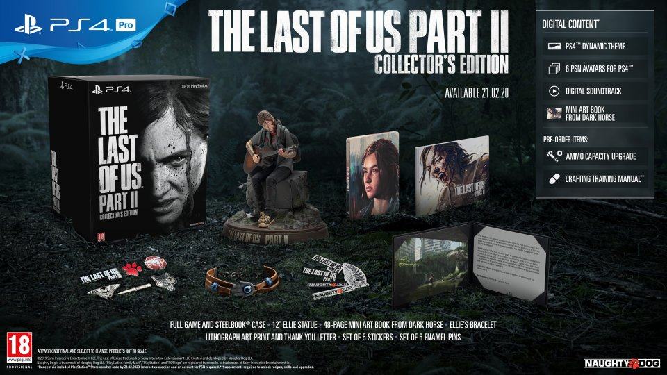 The Last of Us Part II (Одни из нас 2) – Collector's Edition