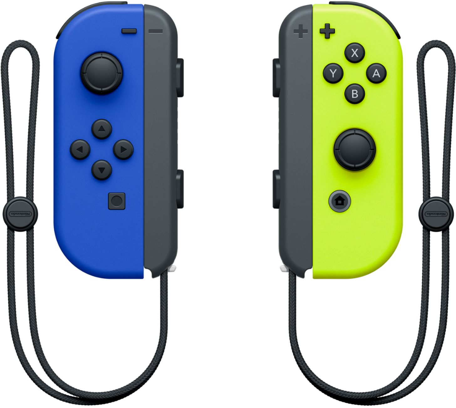 Joy-Con Pair (Blue and Neon Yellow)