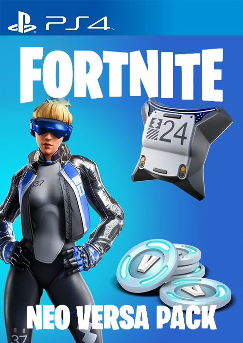 Fortnite Neo Versa + 500 V-Bucks