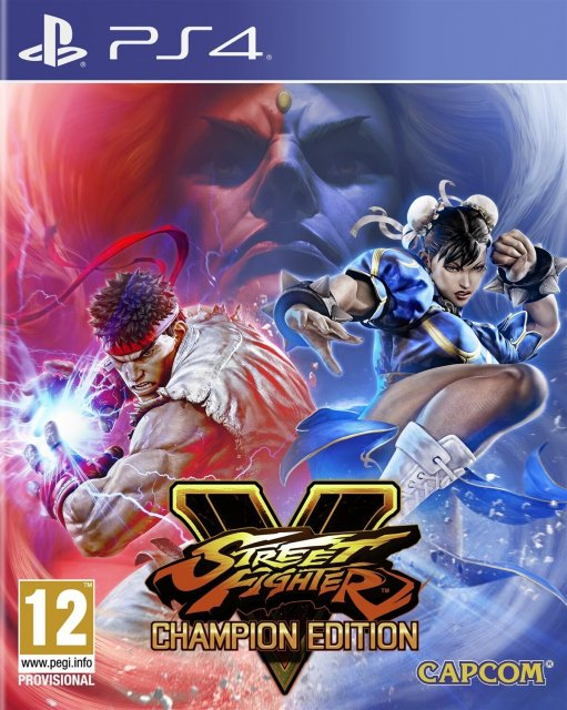 Street Fighter V – Champions Edition