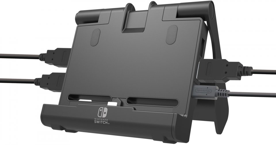 Multiport Playstand